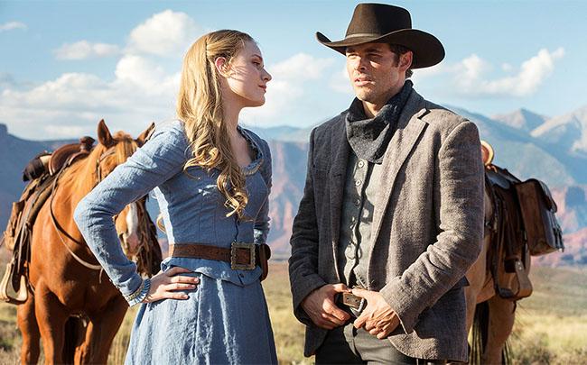 westworld nuova serie TV HBO