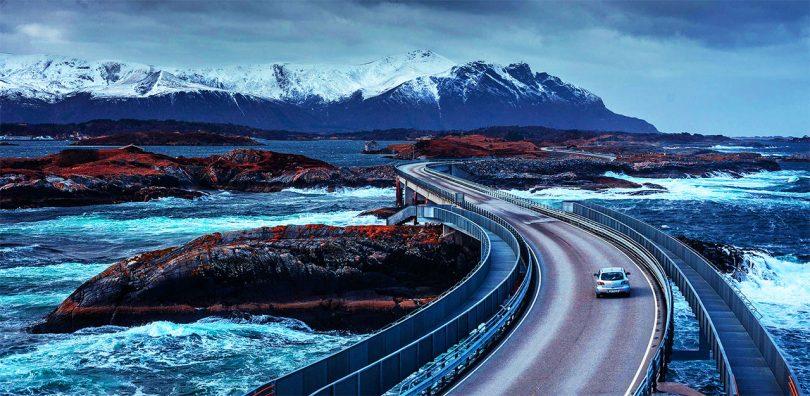 Le 10 strade più pericolose del mondo
