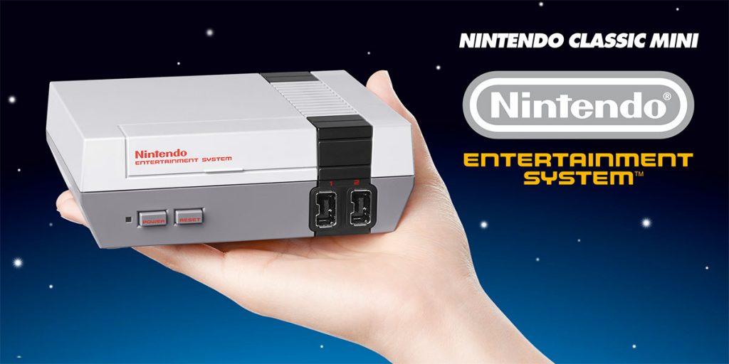 finalmente è stata rivelata la data di uscita della console nintendo classic mini. L'11 novembre uscirà in italia