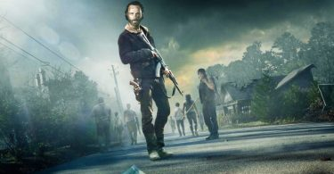 The Walking Dead la serie tv sui zombie