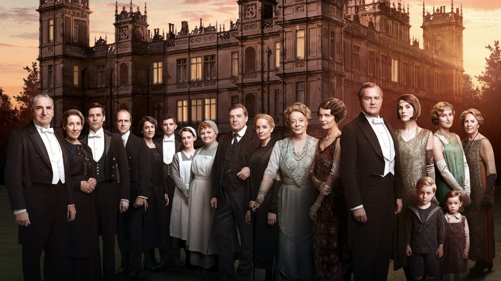 imparare-inglese-downton-abbey